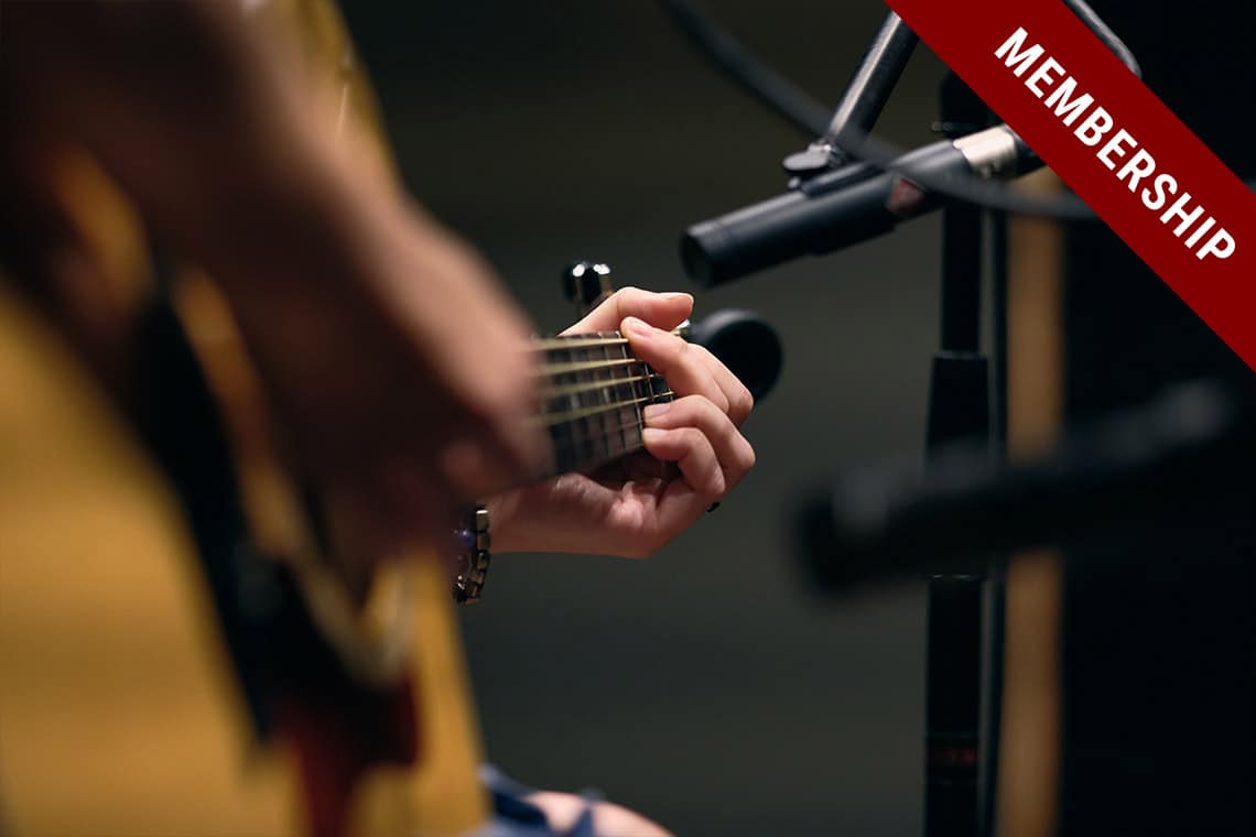 Beginner Guitar Course | Level 1 | Membership | Guitar Couch Lessons