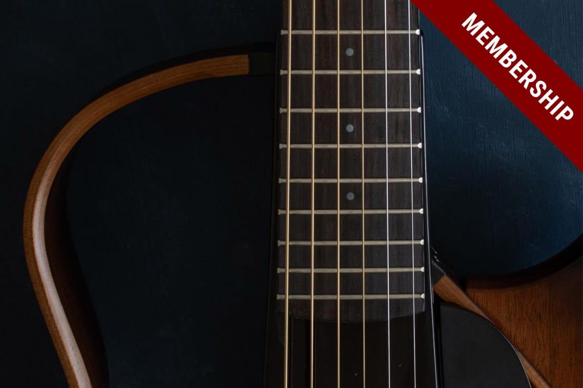 Strumming Secrets Series | WORKSHOP | Level 1 | Membership | Guitar Couch Lessons